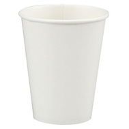 Creative Converting 56000B 24CT 9 Ounce WHT Paper Cup