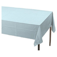 Creative Converting 013025 54X108 PBLU Table Cover