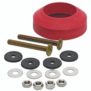 Fluidmaster 6102 2 Bolt And Gasket Tank Kit