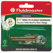 Fluidmaster 7110 Bolts Bowl To Floor 2-1/4