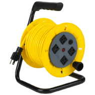 Alert Stamping 7140A 40 Foot Cord Reel And Stand