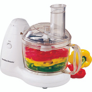 Hamilton Beach 70550R 8 Cup 2 Speed Food Processor