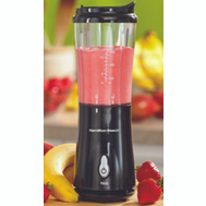 Hamilton Beach 51101B Black And Clear Single Serve Blender
