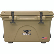 Orca ORCT026 Cooler 26 Quart Tan Insulated