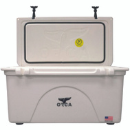 Orca ORCW075 Cooler 75 Quart White Insulate