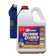 30 Seconds 1.3G30S MPS Biodegradable Ready To Use Outdoor Cleaner With Motorized Power Sprayer 1.3 Gallon