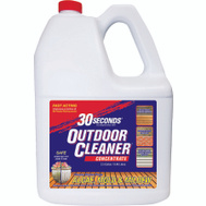 30 Seconds 2.5G30S Biodegradable Concentrated Outdoor Cleaner 2-1/2 Gallon