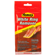 Homax 2236 Furniture White Ring Remover Cloth