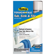 Homax 720771 Tough As Tile Tub, Sink & Tile Epoxy Spray Paint 32 Ounce Kit White