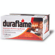 Duraflame 00625 Firelog 2- 1/2 Pound Us (Box Of 6)