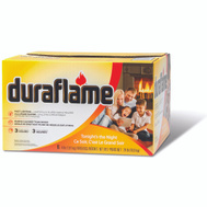 Duraflame 50604 Firelog 4 Pound Fr/Eng (Box Of 6)