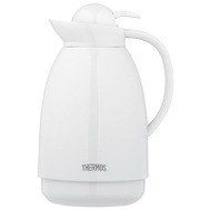 Thermos 710TRI4 34 Ounce WHT Glass Carafe