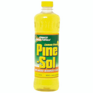 Pine Sol 40187 Lemon Scent Cleaner 28 Ounce
