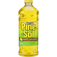 Pine Sol 40199 Lemon Fresh Scent Cleaner 48 Oz