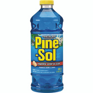 Pine Sol 41904 Sparkling Wave Scent Cleaner 48 Ounce