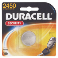 Duracell DL2450BPK Lith 3V Battery