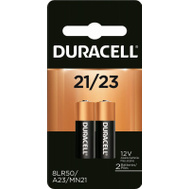 Duracell 00406 Duracell 2 Pack 12-Volt /21 Battery