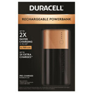 Duracell 032921 Powerbank/Charger Portble 2Day