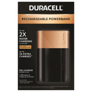 Duracell 032938 Powerbank/Charger Portble 3Day