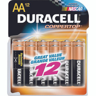 Duracell 03501 Recloseable Aa 12 Pack