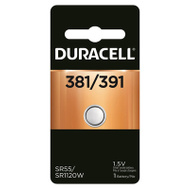 Duracell 11809 DURA 1.5V 381 Battery