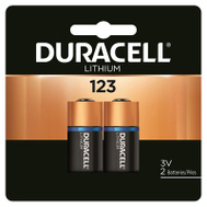 Duracell 41333212104 Battery Ultra Li Photo 3V 123