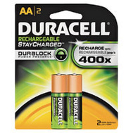 Duracell 66153 Duralock Battery Recharge Nimh 2Pack/Aa 2 Pack