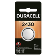 Duracell DL2430BPK Lithium Home Medical 2430 1Pk