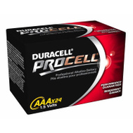 Duracell PC2400ABKD01 Procell Aaa Batteries Alkaline Pack Of 24
