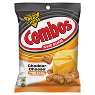 Continental Concession MMM42005 Combos Cheese Pretzl Combos 12ct 6.3