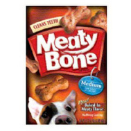Smuckers 00079100520671 Meaty Bone 64 Ounce Medium Dog Biscuit