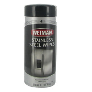 Weiman 92 Wipes Stainless Steel