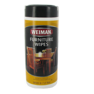 Weiman 95 Furniture Wipes 30 Count Package