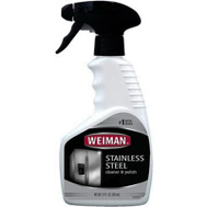 Weiman 76 Cleaner S/Steel Spray 12 Ounce