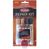 Weiman 511D Wood Repair Kit 8Pc