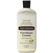 Weiman 04 8 Ounce Weiman Furniture Cream