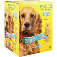 Pet Life 01002 Dog Biscuits Assrtd Med 14.5 Ounce