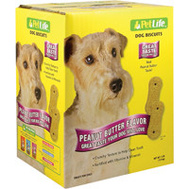 Pet Life 01003 Dog Biscuits Pnut Butter 4 Pound