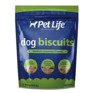 Pet Life 01004/02908 Dog Biscuits Assortd Md 14.5 Ounce