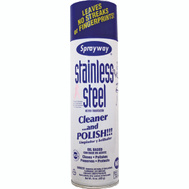 PLZ Aeroscience SW841RETAIL Stainless Steel Cleaner 15 Ounce