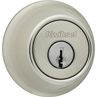 Kwikset 660 15 RCL RCS K3 BX Security Single Cylinder Deadbolt Satin Nickel