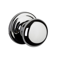 Kwikset 788H 26 Hancock Half Dummy Knob Pull Polished Chrome
