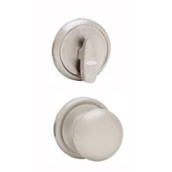 Kwikset 966H 15 BX Hancock Interior Trim Pack For Handleset Satin Nickel