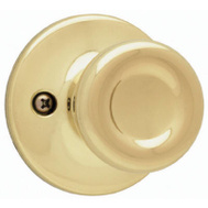 Kwikset 488T 3 CP Tylo Half Dummy Knob Pull Polished Brass