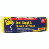 Foampro 22 9 Inch By 1/2 Inch Foam Semi Rough Surface Roller Cover