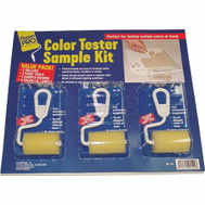 Foampro 122 3 Inch Color Tester Value Pack