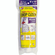 Warp Brothers 8JC912 Jiffy Cover Medium Duty 9 Foot By 12 Foot Plastic Dropcloth