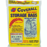 Warp Brothers CB-36 Banana Bags Storage Bag 36 Inch By 60 Inch Pack Of 5
