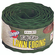 Warp Brothers LE420G Easy Edge Landscape Edging Plastic 4 Inch By 20 Foot