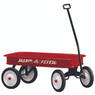 Radio Flyer 18 Class RED Wagon